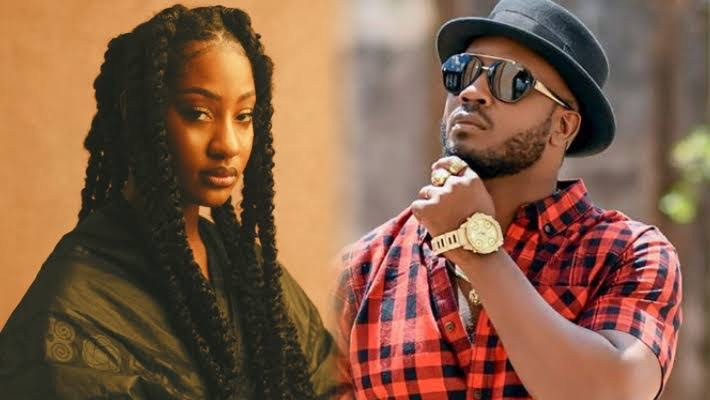 You Should Cut Off Your Dick, It's too Small to be Useful- Nigerian Artiste TEMS Stings Bebe Cool