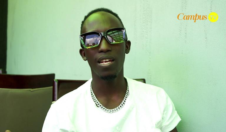 VIDEO: I haven't Gotten Any Retake From Kyambogo University – Tumbiza Sound Hitmaker, Eezzy
