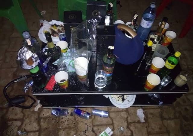 EXCLUSIVE: 10 Boys Including Top Guild Officials, 4 Girls Arrested in Makerere Sex Party