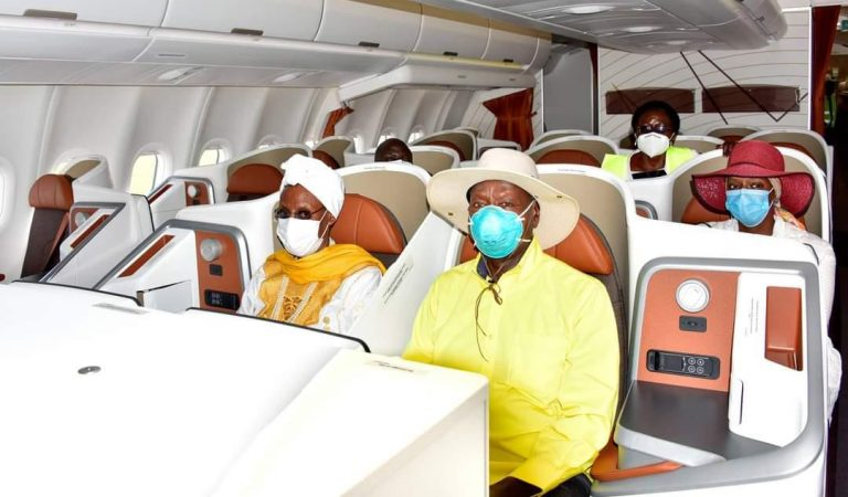 """The Airline Will Boost the Country's Tourism and Travel Across the World"" –  Museveni"