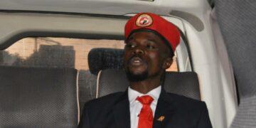 Kyambogo University Guild President John Mbaziira