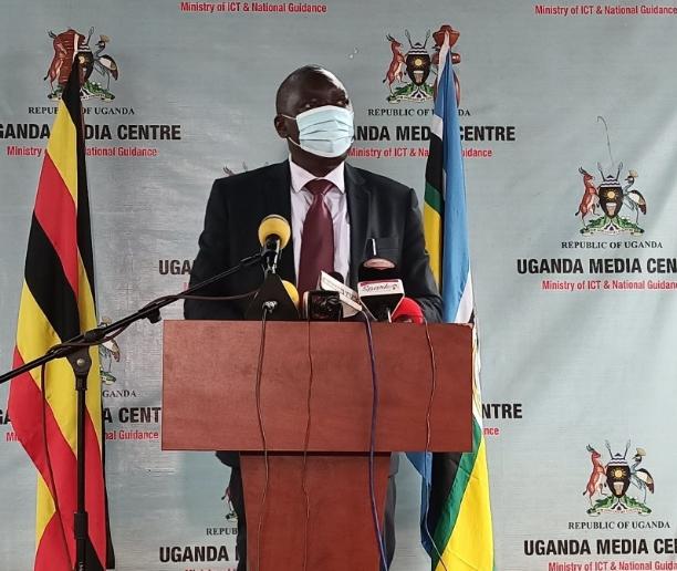 HESFB ED, Michael Opiema Wanyama